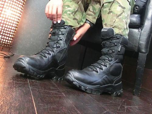 botas borceguies bates m9 goretex tactical gsg9 2018