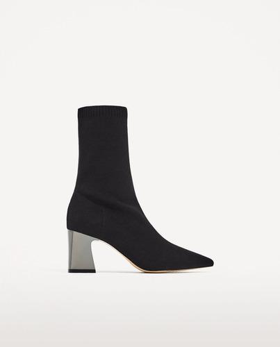 botas botín zara