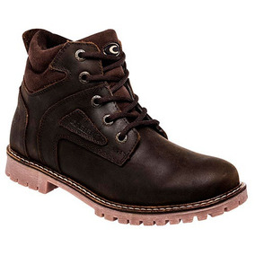 a7c80585 Botas Casuales Hombre Caribu 237 Cafe Piel Pm0 - Zapatos de Hombre en  Mercado Libre México