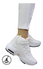 Botas Botines Jordan Zapatos De Dama, Mujer, Envio Gratis