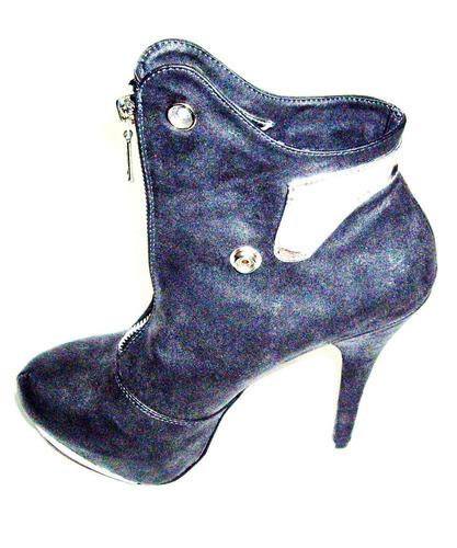botas botines moda actual piel un guante a tus pies