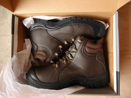 botas botines punta de acero seguridad  dielectrica