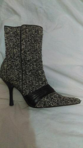 botas botines y  tipo gladiador