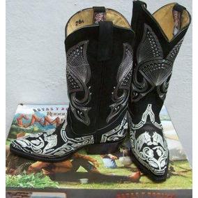 189b1f255c Botas Vaqueras En Piel Bordadas - Zapatos de Hombre en Mercado Libre ...