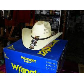 8a1ef61d52249 Sombrero Tejana Vaquera Hombre Nueva Wrangler - Ropa