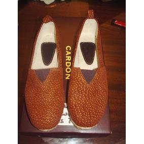 e71815d246 Bota Alpargata Y Zapato Talle 31. Usado - Capital Federal · Alpargatas  Cardon Damas Cuero Carpincho Super Premium