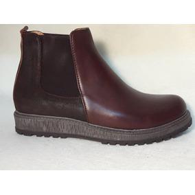 5916e63afdd8b Group Excelentes Zapatos De Cuero Botas Mujer - Botas y Botinetas ...