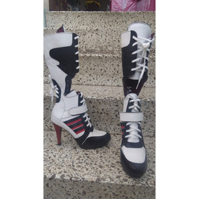 5caef2ab3c8ba1 Botas Adidas Harley Quinn en Mercado Libre México