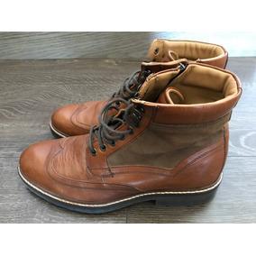 acf2f6782c5 Botas Hombre Massimo Dutti Piel - Zapatos en Mercado Libre México