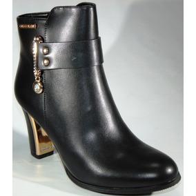 4b337825029 Zapatos Mujer Marca Chocolate Botas - Botinetas de Mujer en Mercado Libre  Argentina