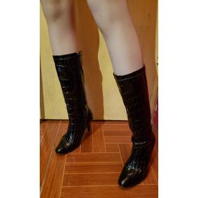 e404c232 Zapatos Palacio De Hierro - Botas Largas Sin Tacon Mujer - Zapatos ...