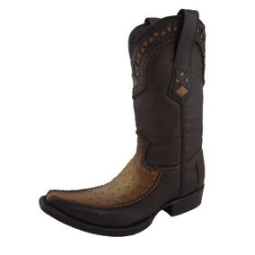 b016d8131a Zapatos Piel Avestruz Hombre Cuadra - Zapatos en Mercado Libre México