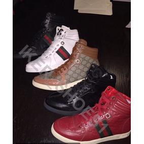 ahorrar 59585 ec9ef Zapatos Hombre Gucci - Botas y Botinetas 27 en Mercado Libre ...
