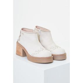 ab5e8a109 Zapatos Taco Acrilico 9 Botas Heyas Mujer - Botas y Botinetas en ...