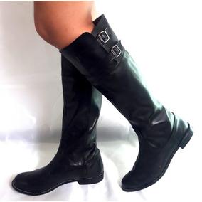ac3f0b07f Botas Caña Alta Mujer - Botas y Botinetas, Usado en Mercado Libre ...