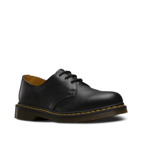 91d45cc63bffe Zapatos Dr Martens 1461 Nappa Unisex Negro Choclo Botas