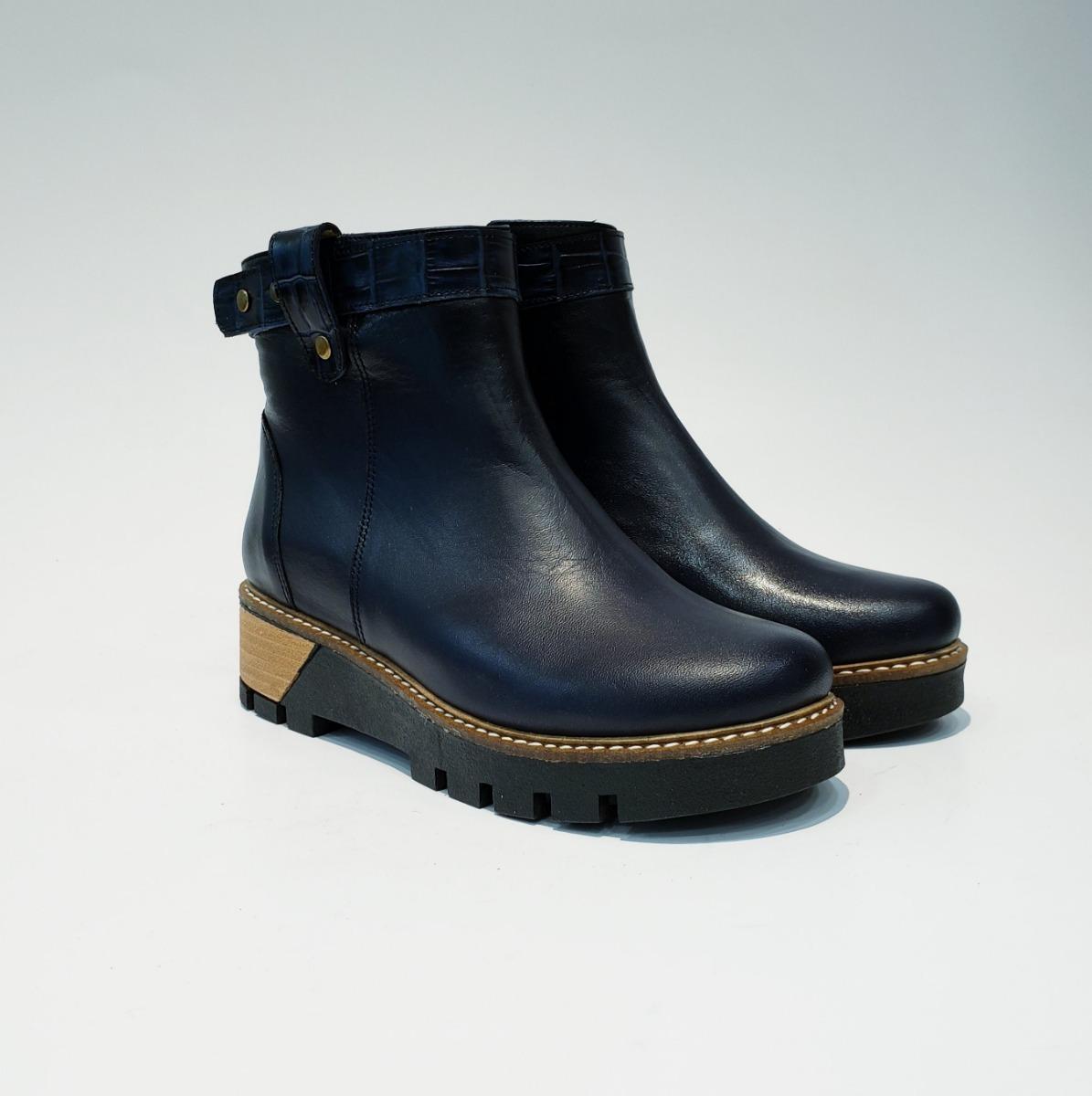 097f1d51ee3 botas botinetas bajas cuero invierno mujer urbana art 207. Cargando zoom.