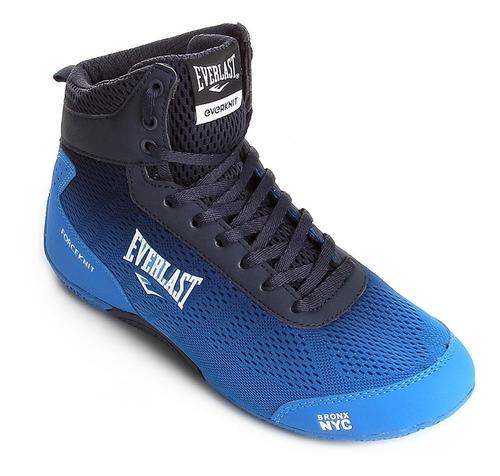 botas boxeo everlast forceknit zapatillas entrenamiento box