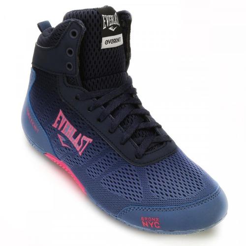 botas boxeo mujer everlast forceknit zapatillas dama box