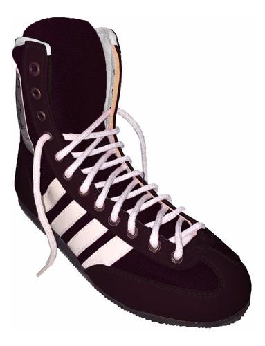 botas boxeo zapatillas profesionales botitas tauro box