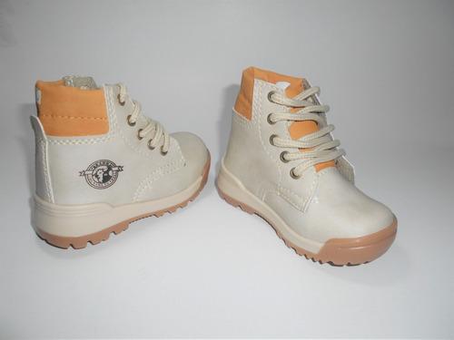 botas bramita de niño tallas 21-26 fabricacion   colombiana