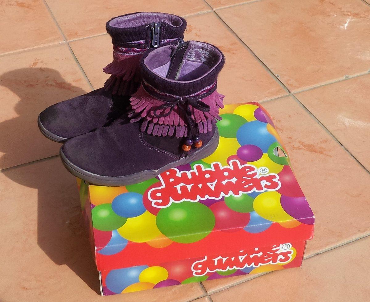 4f07a44b77557 botas bubble gummers para niña preciosas excelente estado. Cargando zoom.