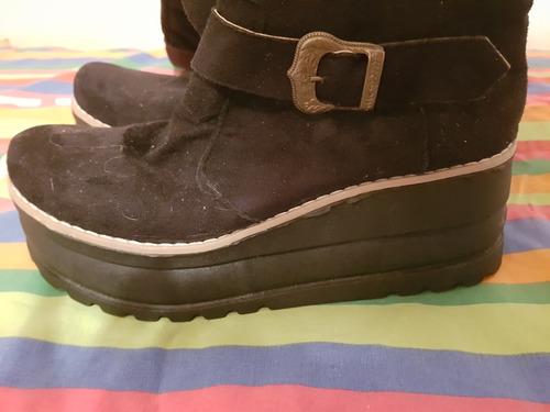 botas bucaneras