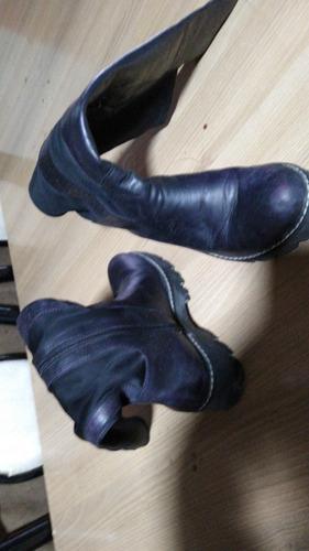 botas bucaneras como nuevas 35