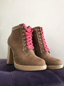 venta caliente online 1c3c1 2a81b Zapatos Pull And Bear Mujer - Botas y Botinetas de Mujer en ...