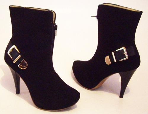 botas calzado botin