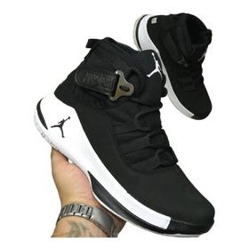 Botas Calzado Deportivo Para Caballeros Jordan Tenis