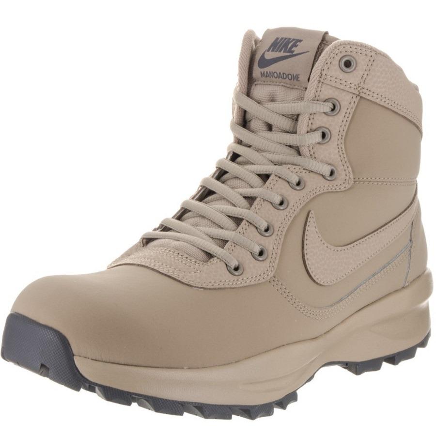 0ff3e40876e76 botas caminata nike air manoadome gamuza arena waterproof. Cargando zoom.