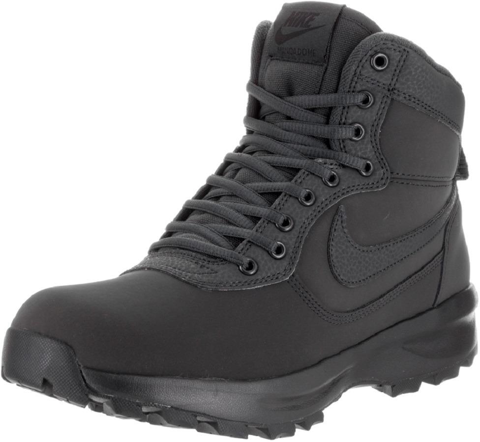 e456bd347c95b botas caminata nike air manoadome gamuza gris waterproof. Cargando zoom.