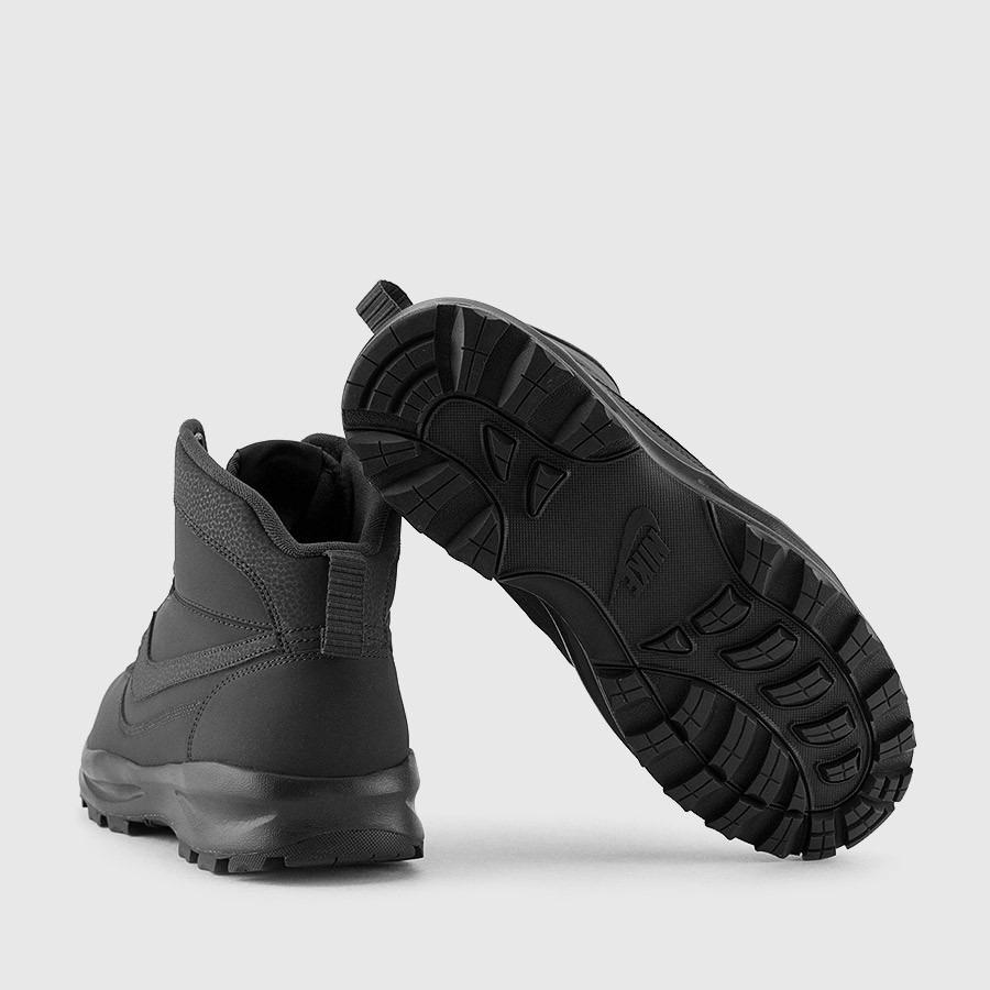 18411126263 botas caminata nike air manoadome gamuza gris waterproof. Cargando zoom.