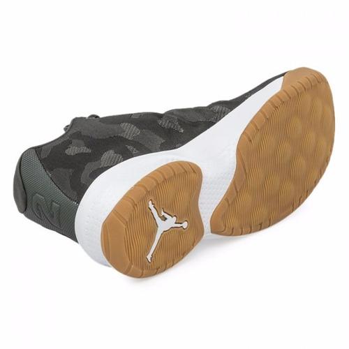 botas camufladas  nike basket  jordan b. fly