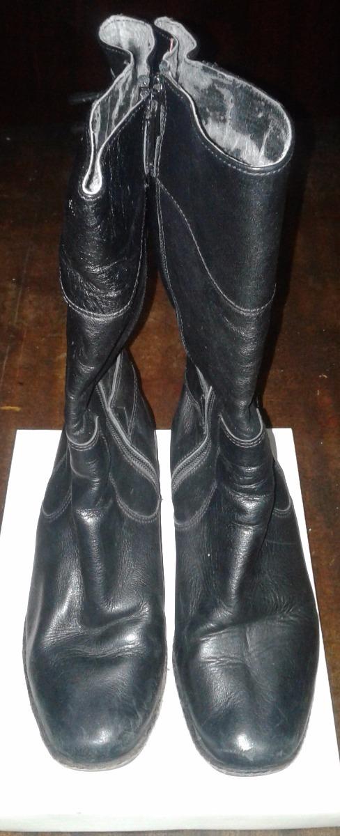 botas caña alta mujer cuero legitimo n° 39. Cargando zoom. 8b6b2c91279c5