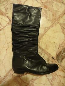 0d1ebc4f71 Botas Negras Talle 36 Caña Alta Y Ancha Nuevas Otras Marcas Talle 36 -  Zapatos de Mujer 36 en Mercado Libre Argentina