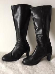 3d7f2f9d41 Botas Negras Talle 36 Caña Alta Y Ancha Nuevas Mujer - Botas y Botinetas en  Mercado Libre Argentina