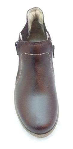 botas caña corta penelope p/mujer art 207 35 al 41