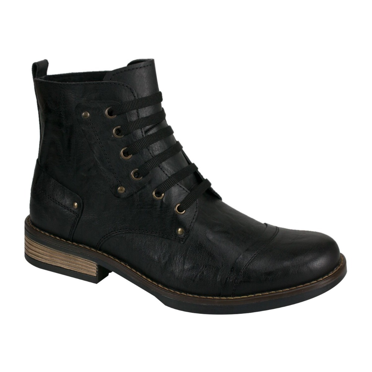 5de1a021 botas casuales para hombre locman negras originales id56. Cargando zoom.