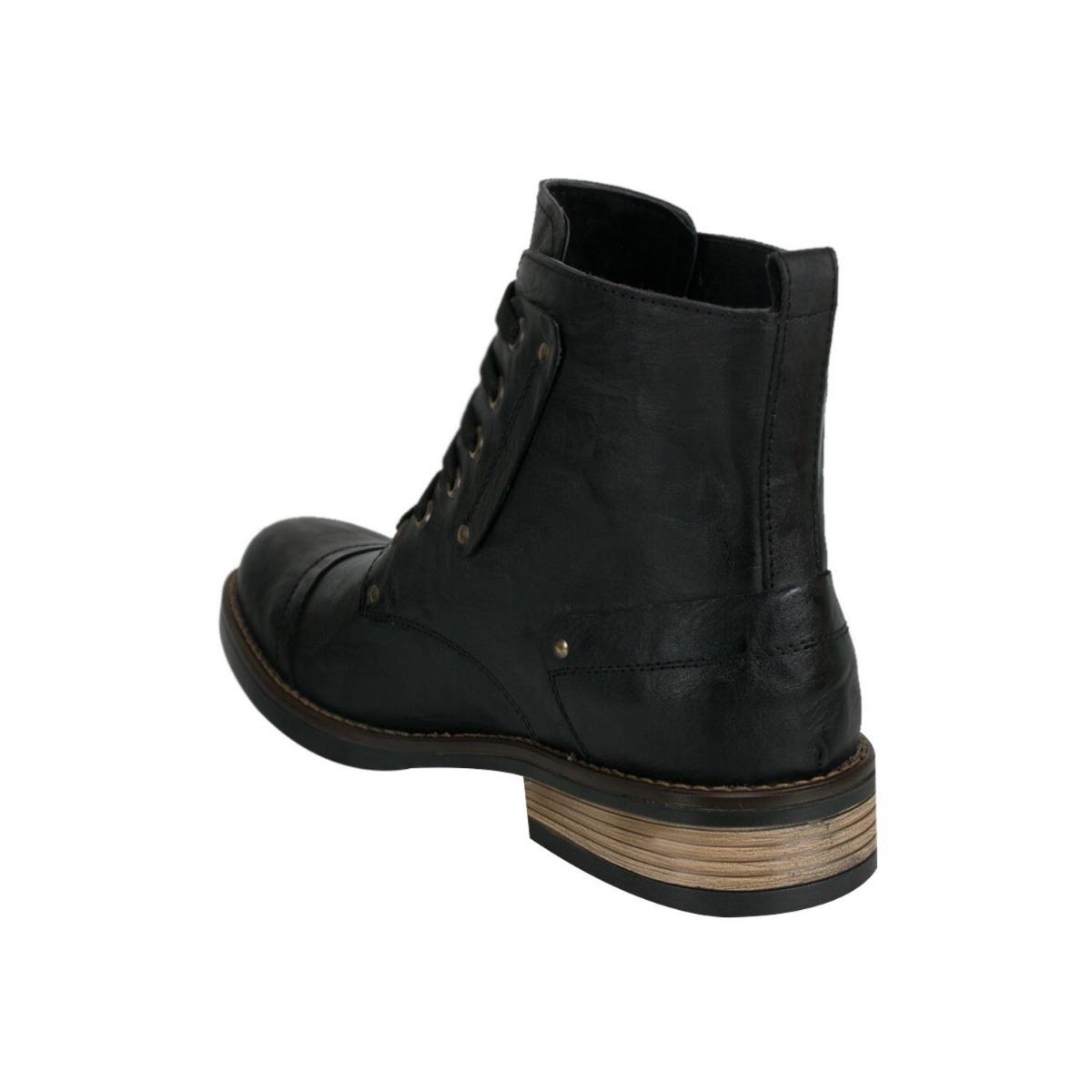 bfeaa314b6 botas casuales para hombre locman negras originales id56. Cargando zoom.