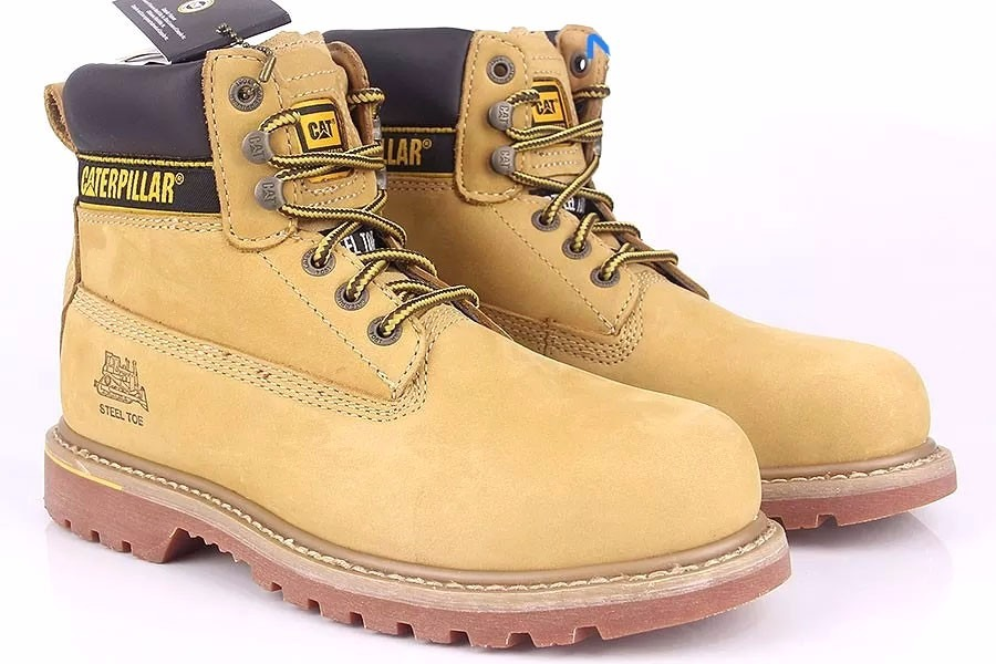 56de06b8d5da8 botas cat holton industriales punta acero caterpillar ndph. Cargando zoom.