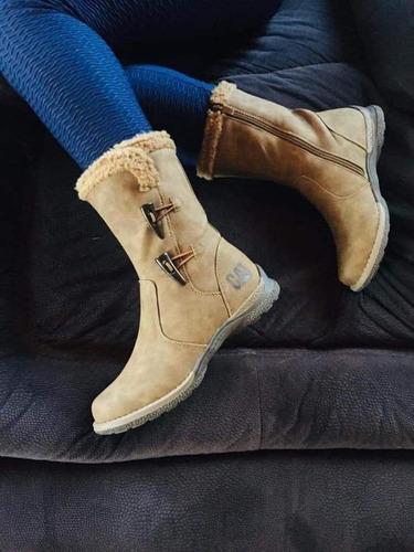 botas cat y  culumbia