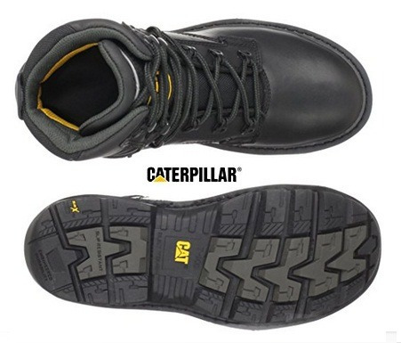 botas caterpillar - cat generator 8.5  alta!