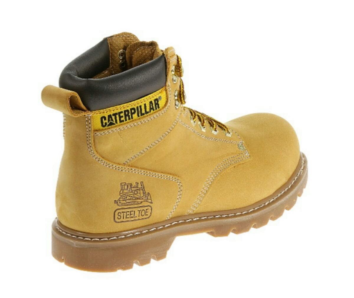 botas caterpillar con puntera de hierro modelo second shift. Cargando zoom. bb5ea8554eb