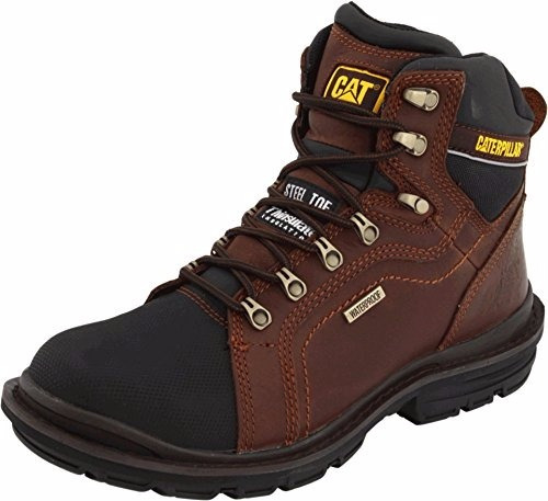 botas caterpillar manifold resistente intemperie oak 8.5 us