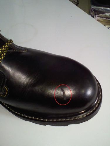 botas caterpillar n#45 como nuevas