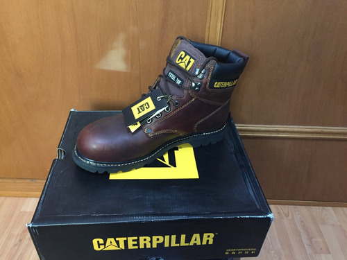 botas caterpillar second shift st