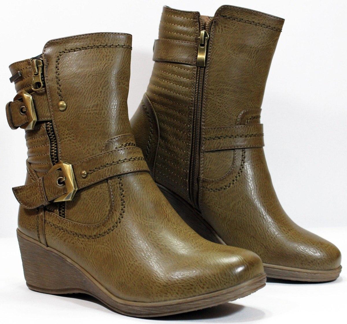 80e8aa5db botas chocolate media caña t  chino mujer 1192 calzados susy. Cargando zoom.
