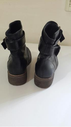 botas chocolate no prune ricky jasmin #envios restablecidos